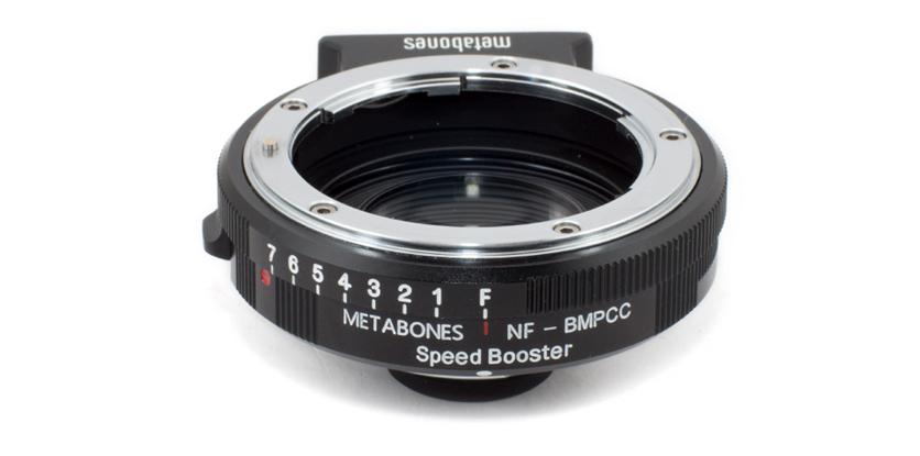 New Blackmagic Camera Specific Metabones Speedboosters