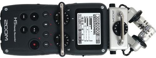 Zoom H5 Audio Recorder released | cinema5D