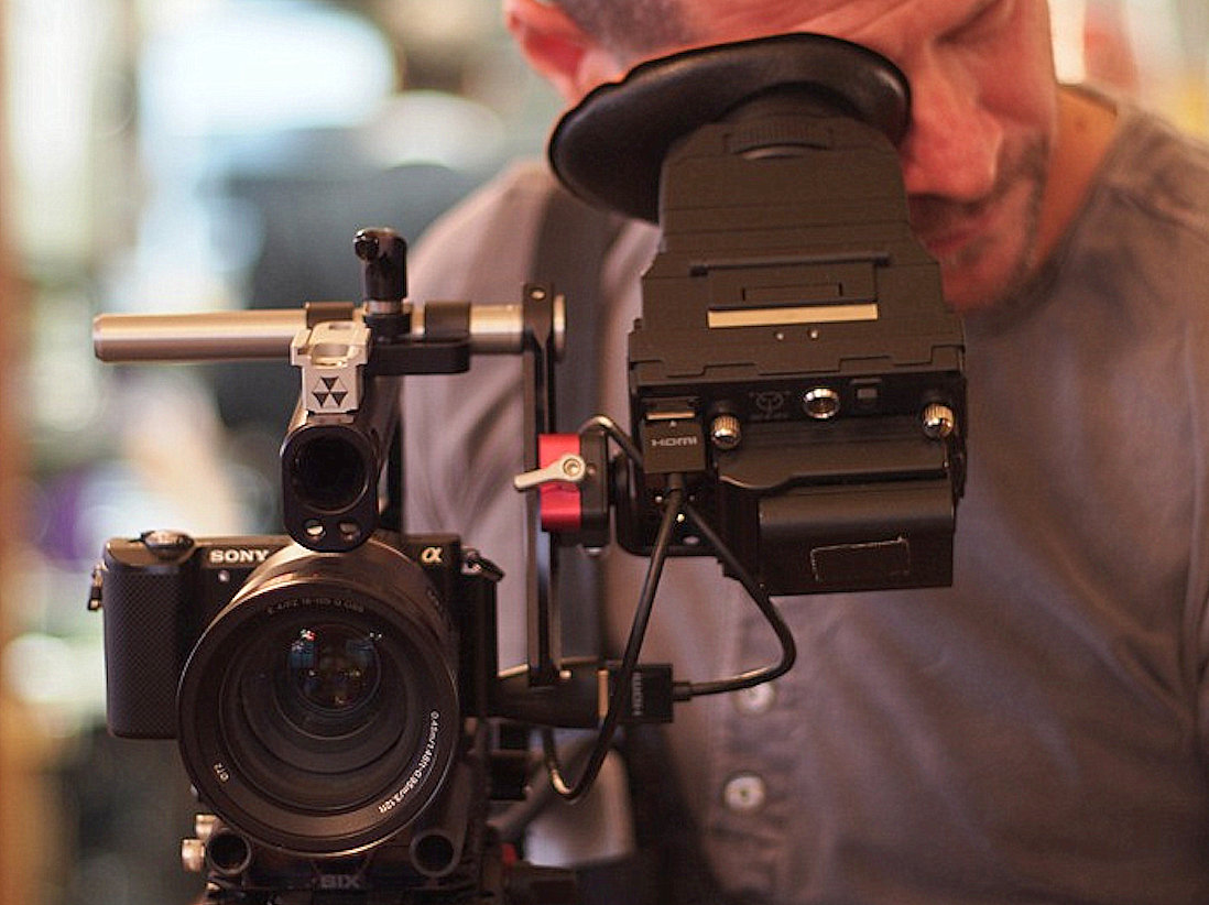 Sony A5100 video review - Exclusive footage