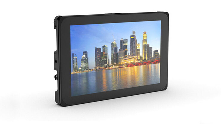 SmallHD add support for 3D LUTs in field monitors