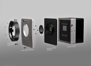 Axiom 4K camera update: Open module concept