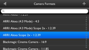 cadrage 02 300x169 Cadrage   the better directors viewfinder app