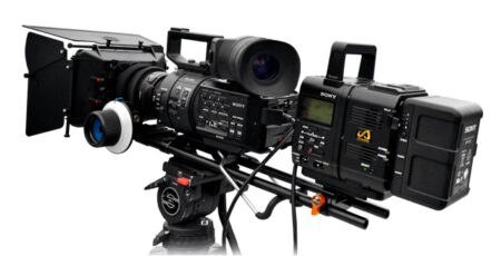 Sony FS700 pimped to 4K RAW tutorial