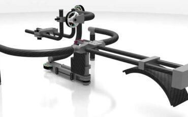 ShadowCam S5 - Gyro Camera Stabilizer as a shoulder rig