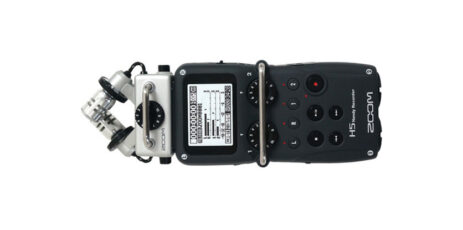 Zoom H5 Audio Recorder released