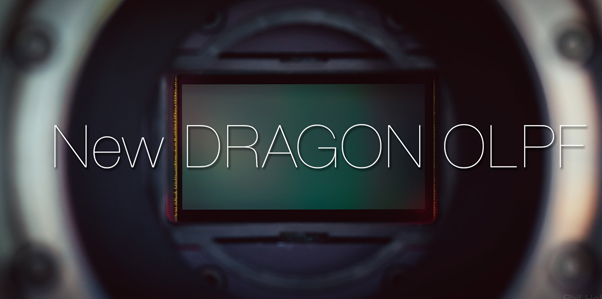 New OLPF for Red Epic Dragon