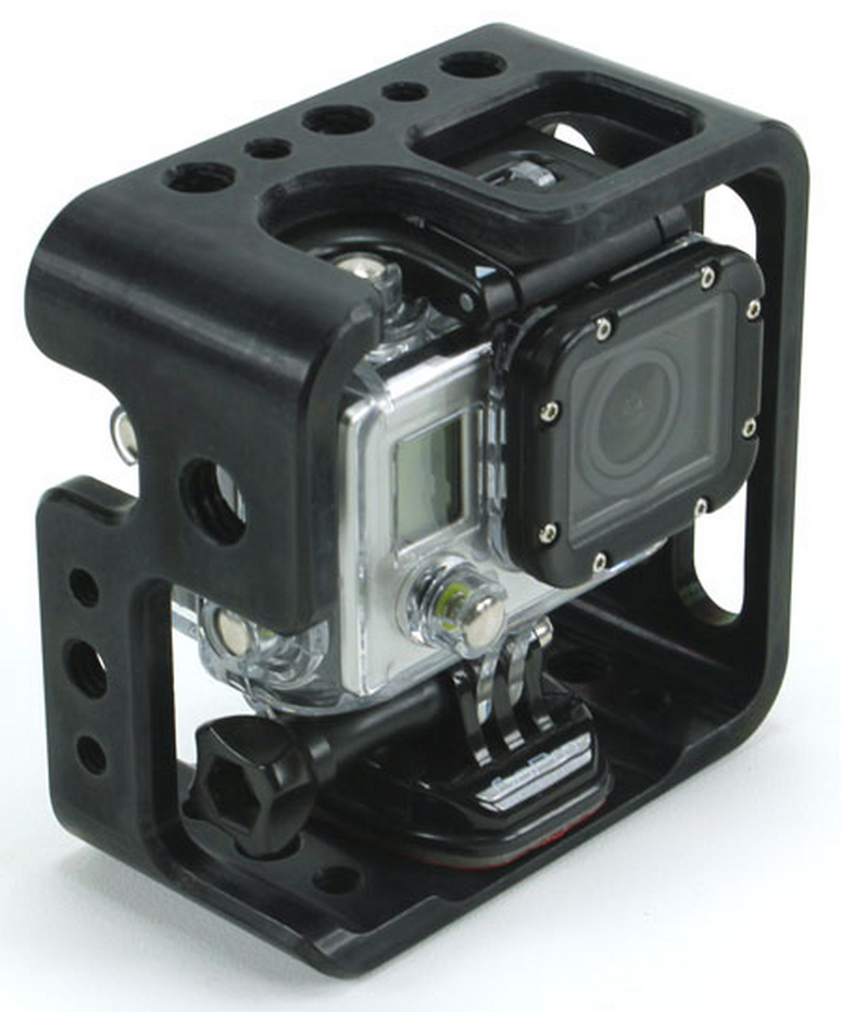 GoPro Cage