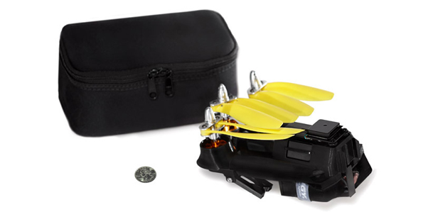 The Pocket Drone on Kickstarter