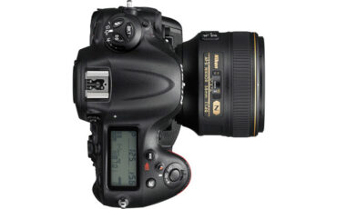 Nikon D4s announced - with 60p and a lot more