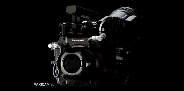 Panasonic 4K Varicam surfacing once again