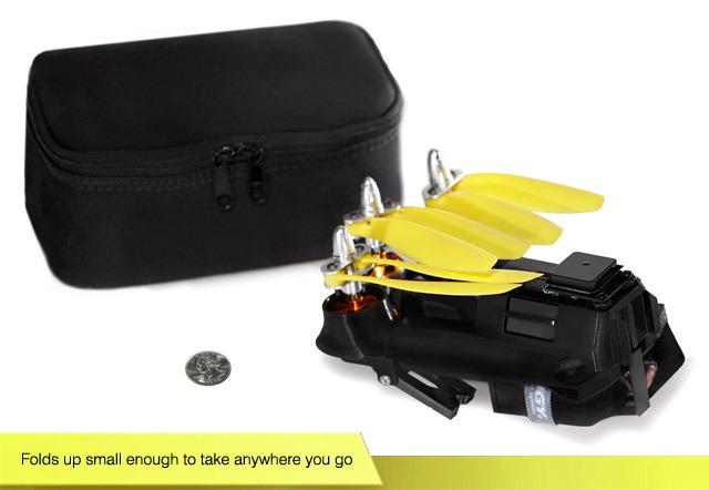 pocket drone 1