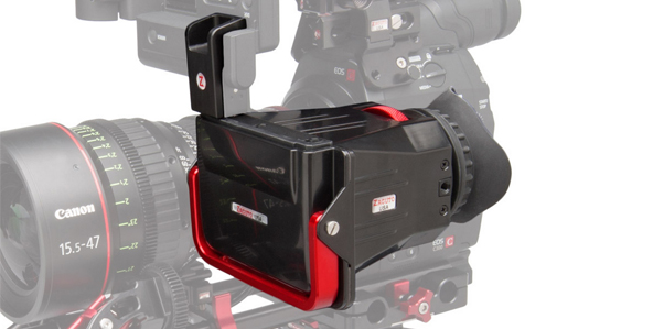 Zacuto Z-finder for C300/C500