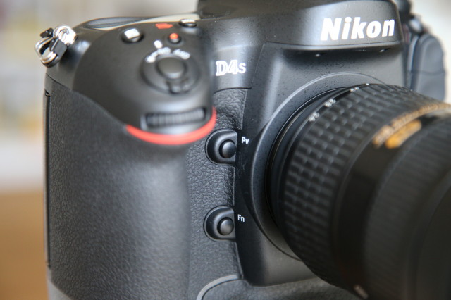 0J8K5587 640x426 Nikon D4s   First look video review
