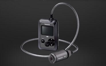 Panasonic HX-A500 - Wearable 4K Camera