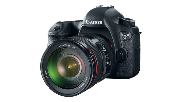 Canon gets rid of the EOS 6D - now $500 less on kit deal?