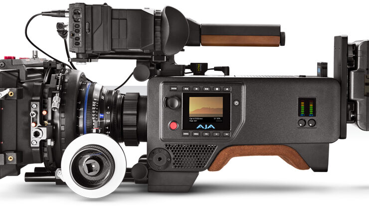 AJA CION introductory video and first footage