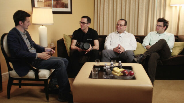 ON THE COUCH EP3 640x360 NAB 2014 – ON THE COUCH – ep 3 – ZEISS   cinema lenses, 4K & anamorphics