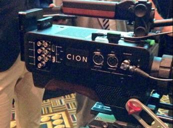 NAB 2014 - AJA are entering the 4K camera field
