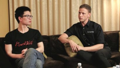 Blackmagic & Kinefinity – ON THE COUCH Ep. 4 part 1 of 2