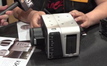 NAB 2014 - Blackmagic Production & Cinema Camera modifications by Kinefinity