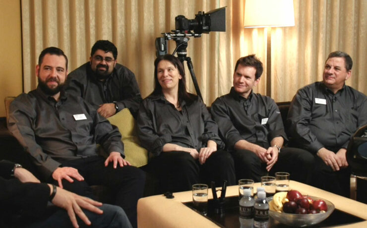 The Vitec Videocom Team – ON THE COUCH Ep. 5
