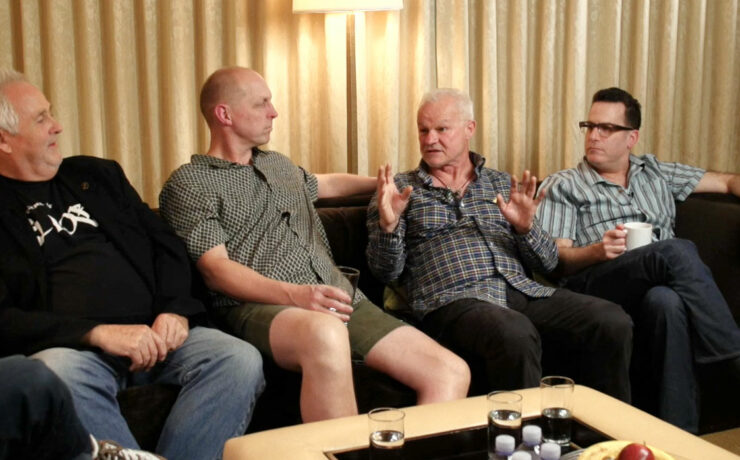 Zacuto, Rodney Charters, ASC & Bruce Logan, ASC – ON THE COUCH Ep. 6
