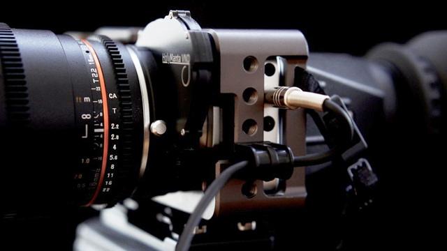 Rigging the Blackmagic Pocket Cinema Camera