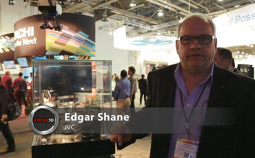 NAB 2014 video - The JVC GY-LSX2 has 4K, 240fps and does Super35mm with MFT mount!