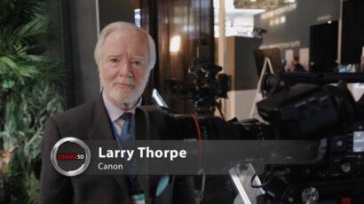 NAB 2014 video - Larry Thorpe runs us through the new Canon 17-120mm Cine-Servo Zoom Lens