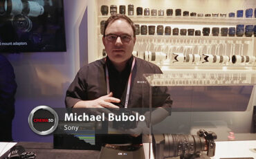 NAB 2014 video - Sony's motor driven cine zoom lens is a concept to be looking forward to