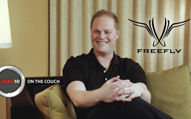 Freefly Systems - ON THE COUCH Ep. 10 - Tabb Firchau