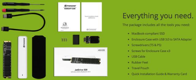 JetDrive package