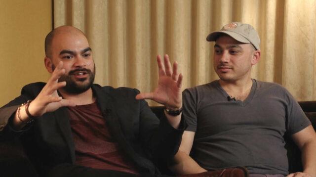 Vu and Lan Bui talking about the pitfalls of crowd funding & 4K shooting