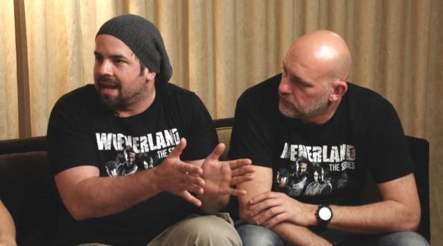 """Jan Woletz & Christof Dertschei, the director & producer behind """"Wienerland"""""""