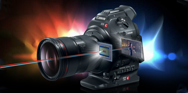Canon C100 with Dual Pixel AF Now Available Off The Shelf