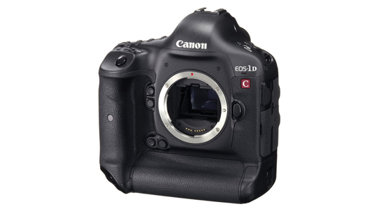Canon 1D C firmware update to fix bug