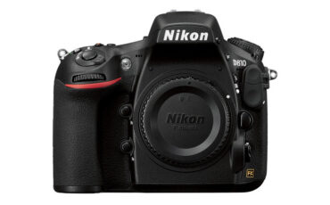 The new Nikon D810 - adds 1080 60p slow motion