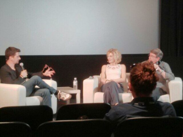 ON THE COUCH   ep 14   Shane & Lydia Hurlbut   Cine Gear 2014