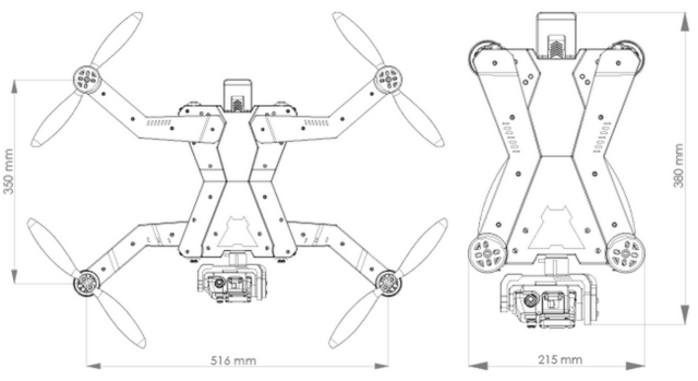 Airdog plans