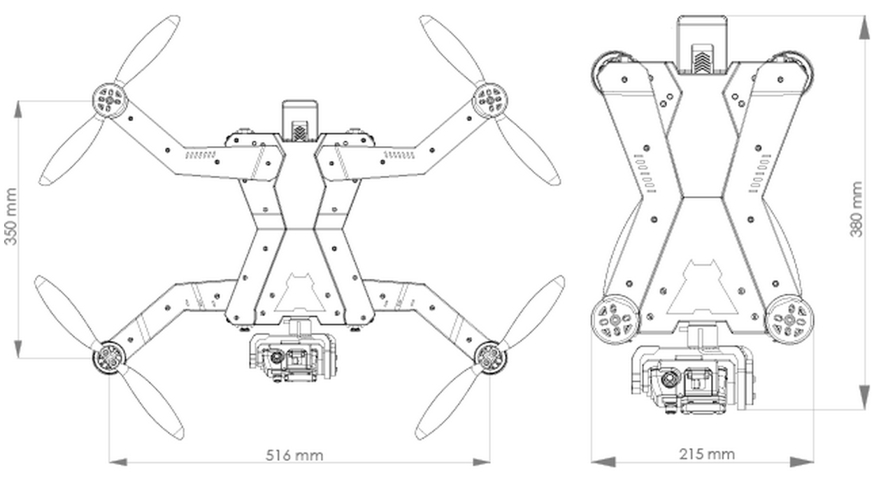 autonomous drones a new trend of filmmaking cinema5d