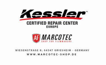 AF Marcotec becomes designated Kessler Repair Center in Europe