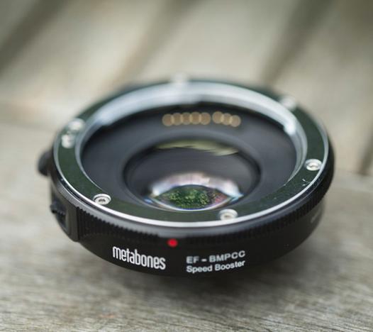 Canon EF BMPCC Speedbooster