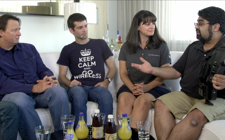 """Vitec Videocom & David Linstrom (""""Wilfred"""") - ON THE COUCH Ep. 17"""
