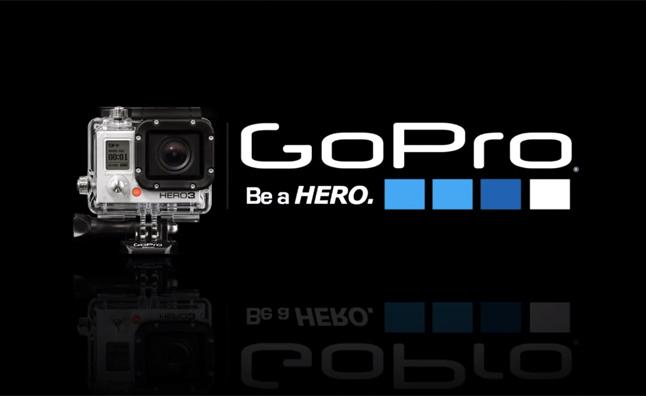 GoPro hits the stock market