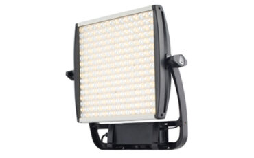 Litepanels' new super bright 1X1 LED panel.
