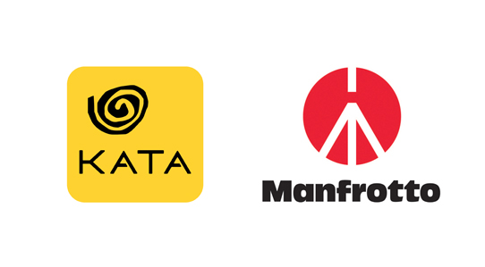 Kata Bags brand disappears & becomes Manfrotto