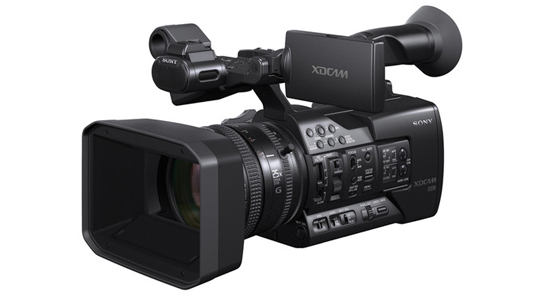 Sony release PXW-X160 and PXW-X180 cameras