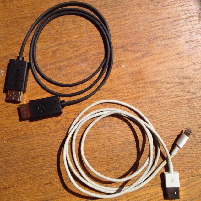 thin HDMI