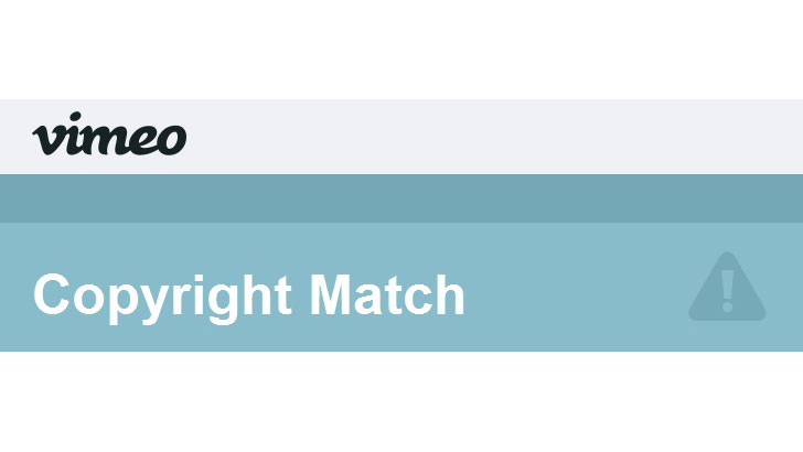 How Exactly Does Vimeo Copyright Match Affect us?