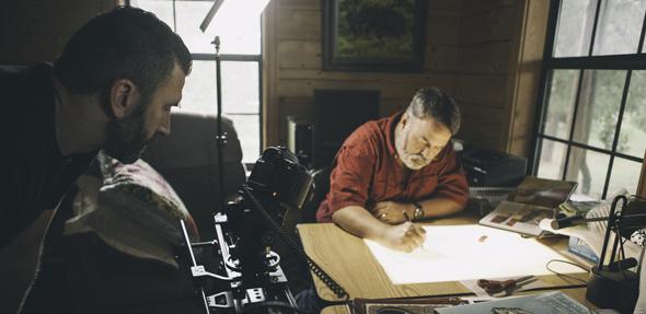Joe Simon Camera Motion